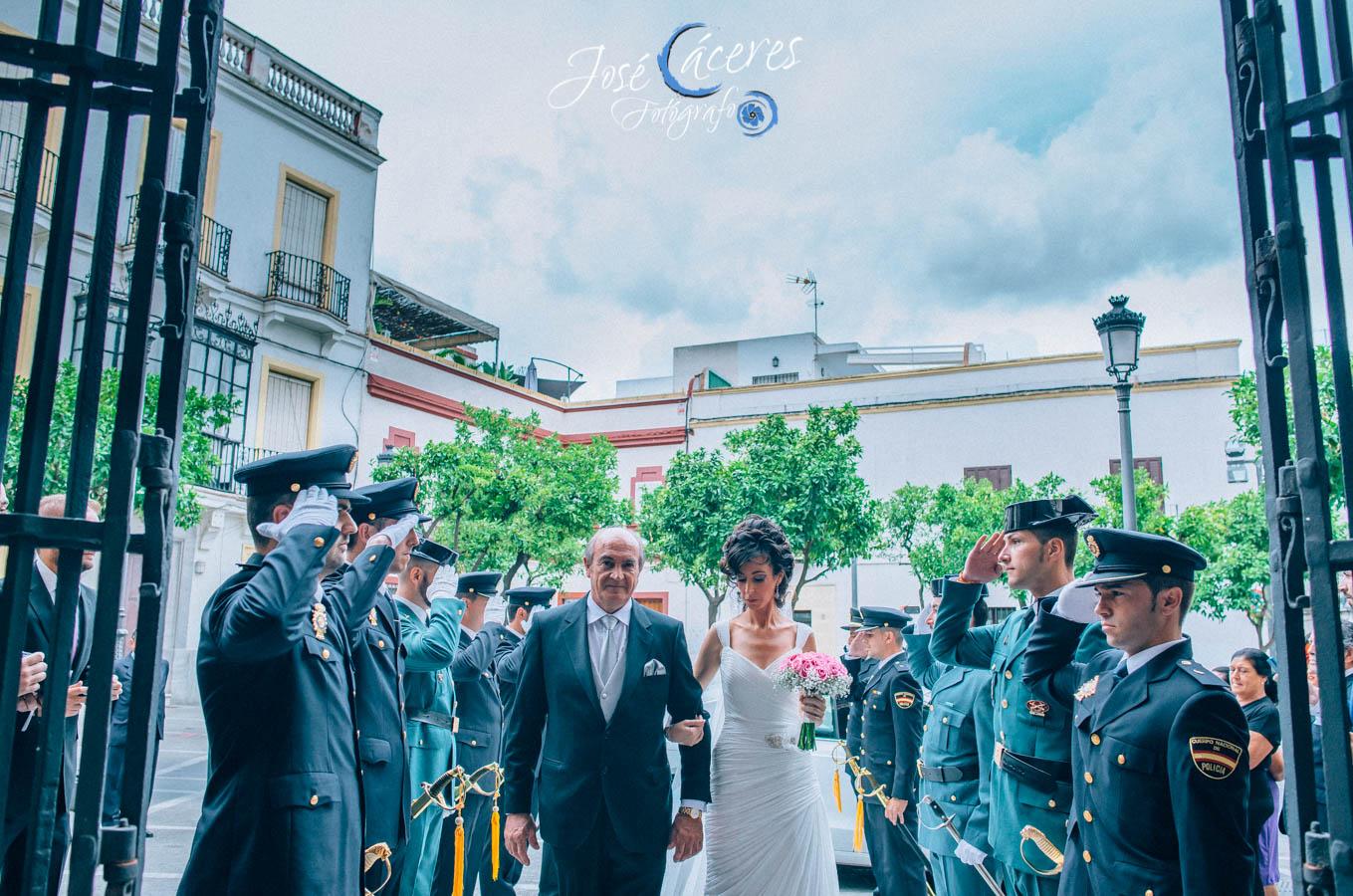 Hotel Palacio Garvey, Iglesia San Miguel, Boda de Ana & Gonzalo, Fotos Jose Caceres-10