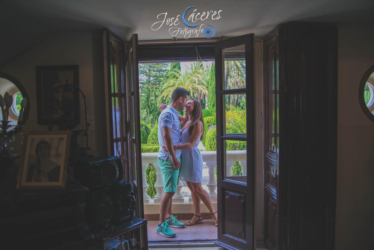 Lidia&Fran, Jose Caceres Fotografo, Casa de los Bates, Motril (1 de 17)