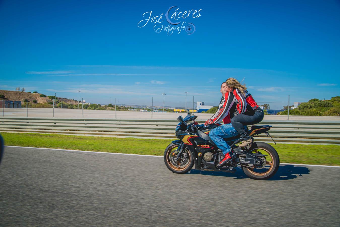 Postboda en el Circuito de Jerez | José Cáceres Fotografía