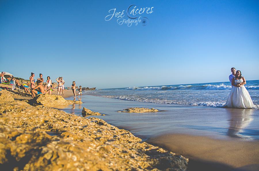 Playas de Roche, PostBoda Marina & Javier, Jose Caceres Fotografia-17