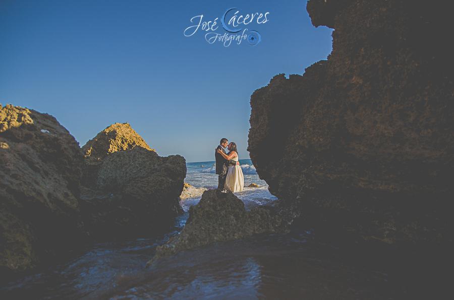 Playas de Roche, PostBoda Marina & Javier, Jose Caceres Fotografia-6