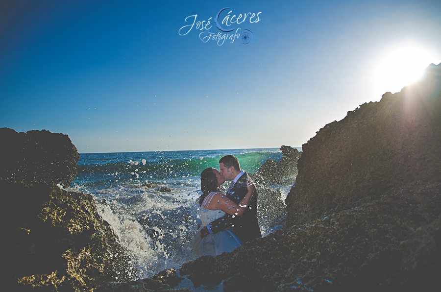 Playas de Roche, PostBoda Marina & Javier, Jose Caceres Fotografia-9