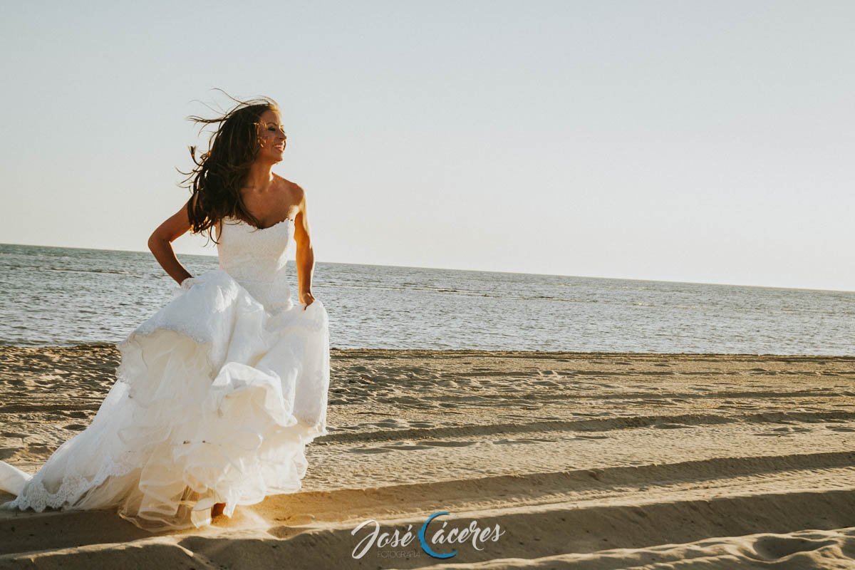 Playas de Rota, Post Boda Silvia & Jose María