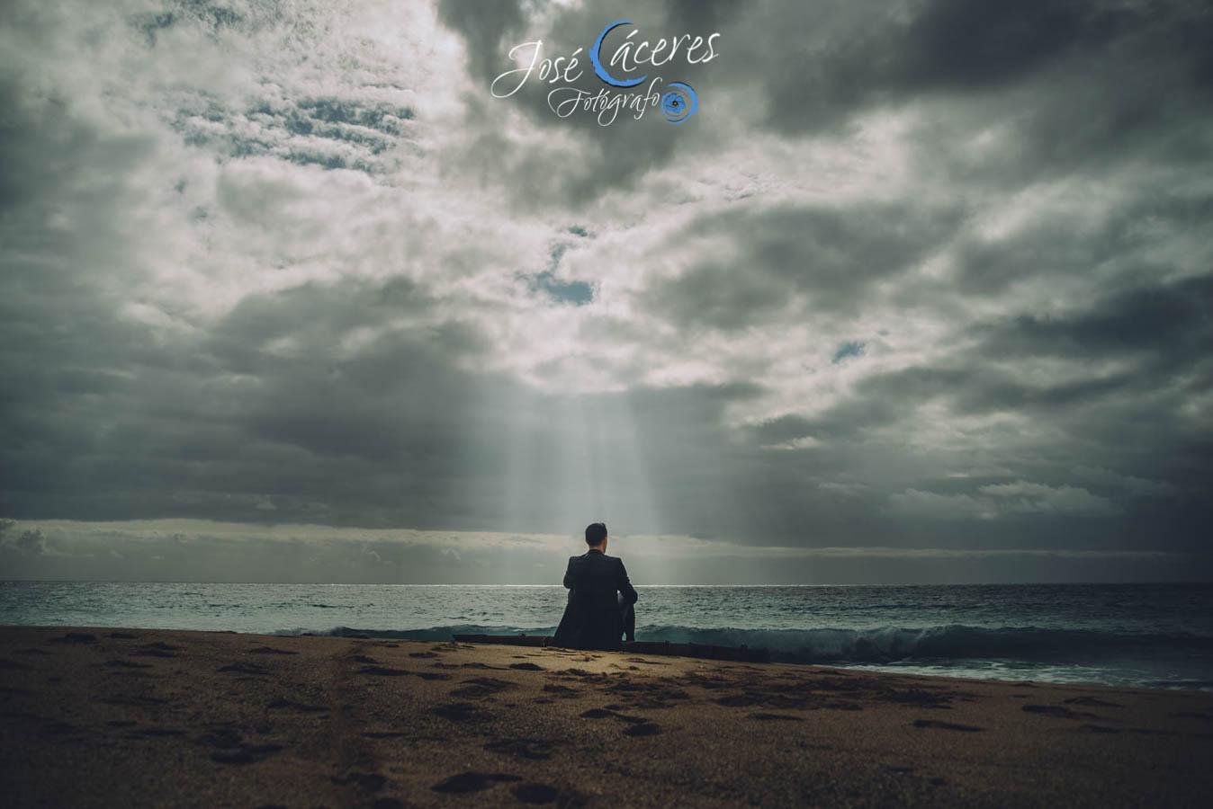Sesion fotografica de jose caceres fotografia, post boda leticia y jose luis, playas-12