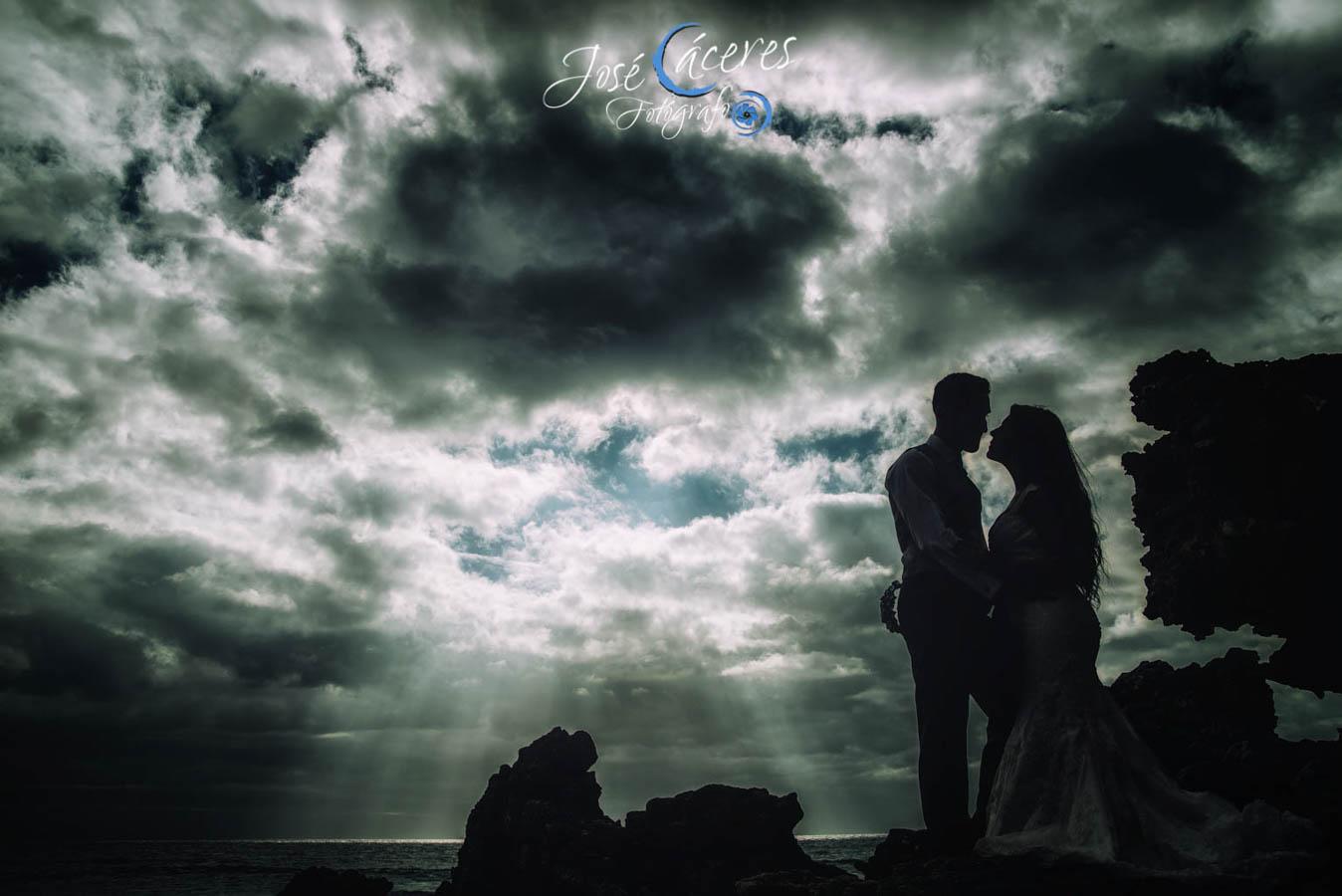 Sesion fotografica de jose caceres fotografia, post boda leticia y jose luis, playas-20