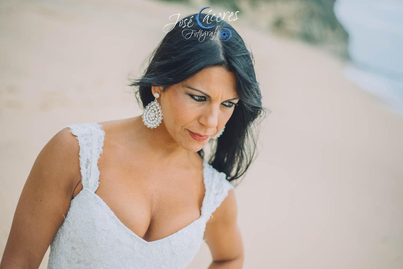 Sesion fotografica de jose caceres fotografia, post boda leticia y jose luis, playas-3