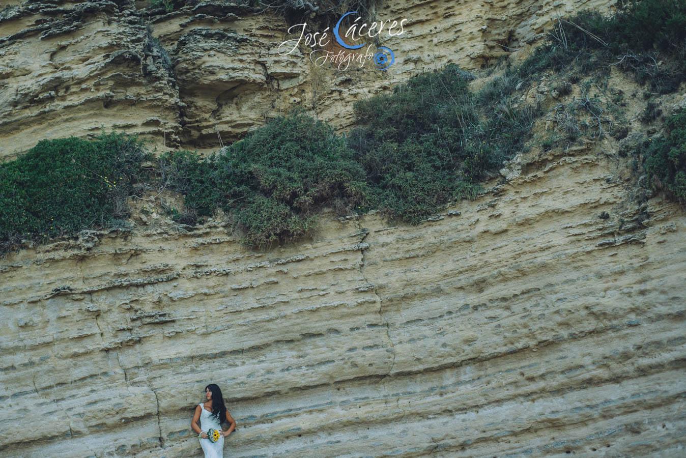 Sesion fotografica de jose caceres fotografia, post boda leticia y jose luis, playas-7