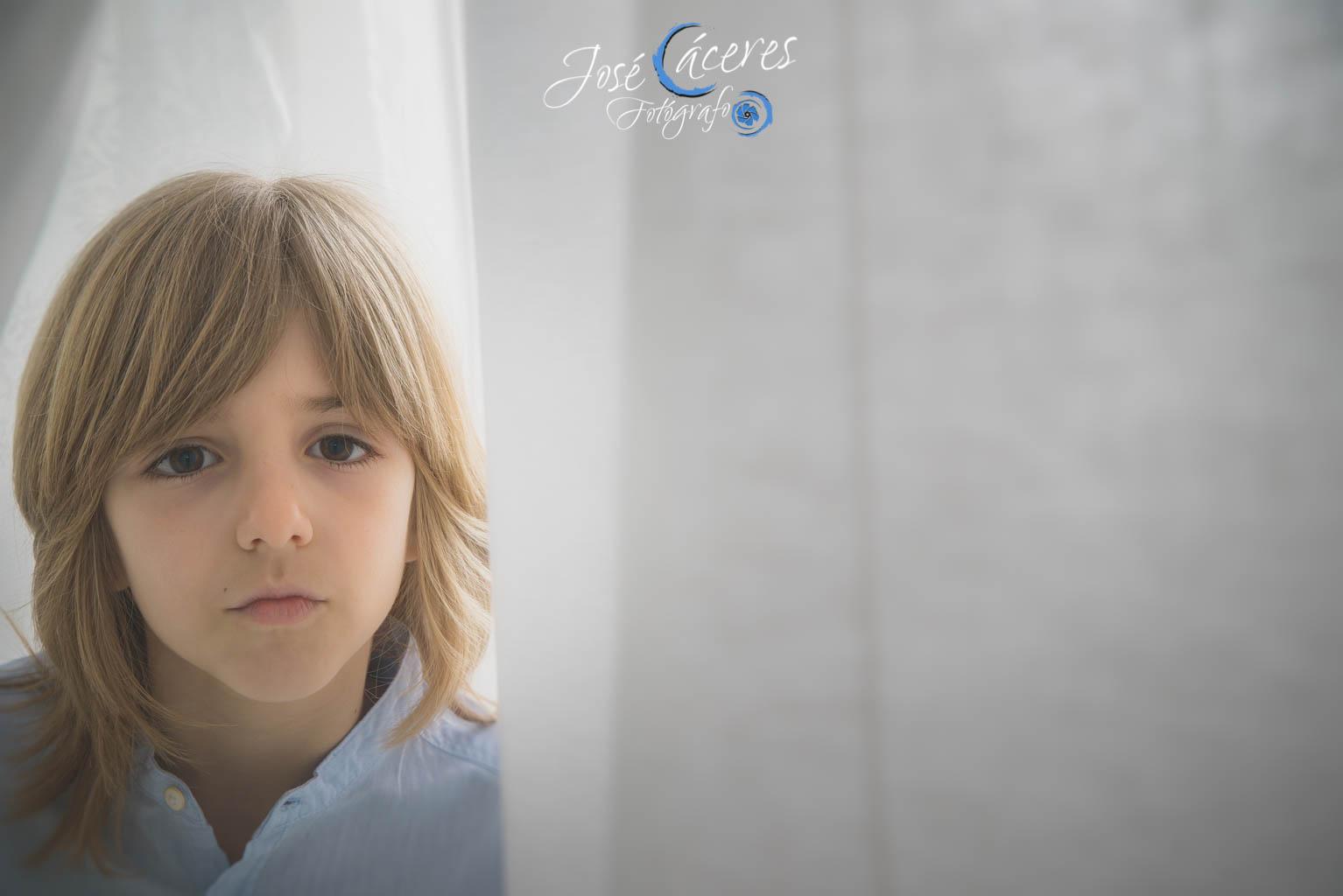Jose Caceres Fotografia, Sesion Estudio Fotografia Niños-1