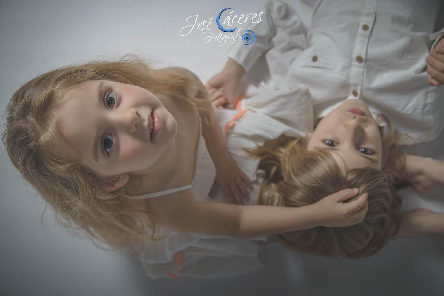 Jose Caceres Fotografia, Sesion Estudio Fotografia Niños-10