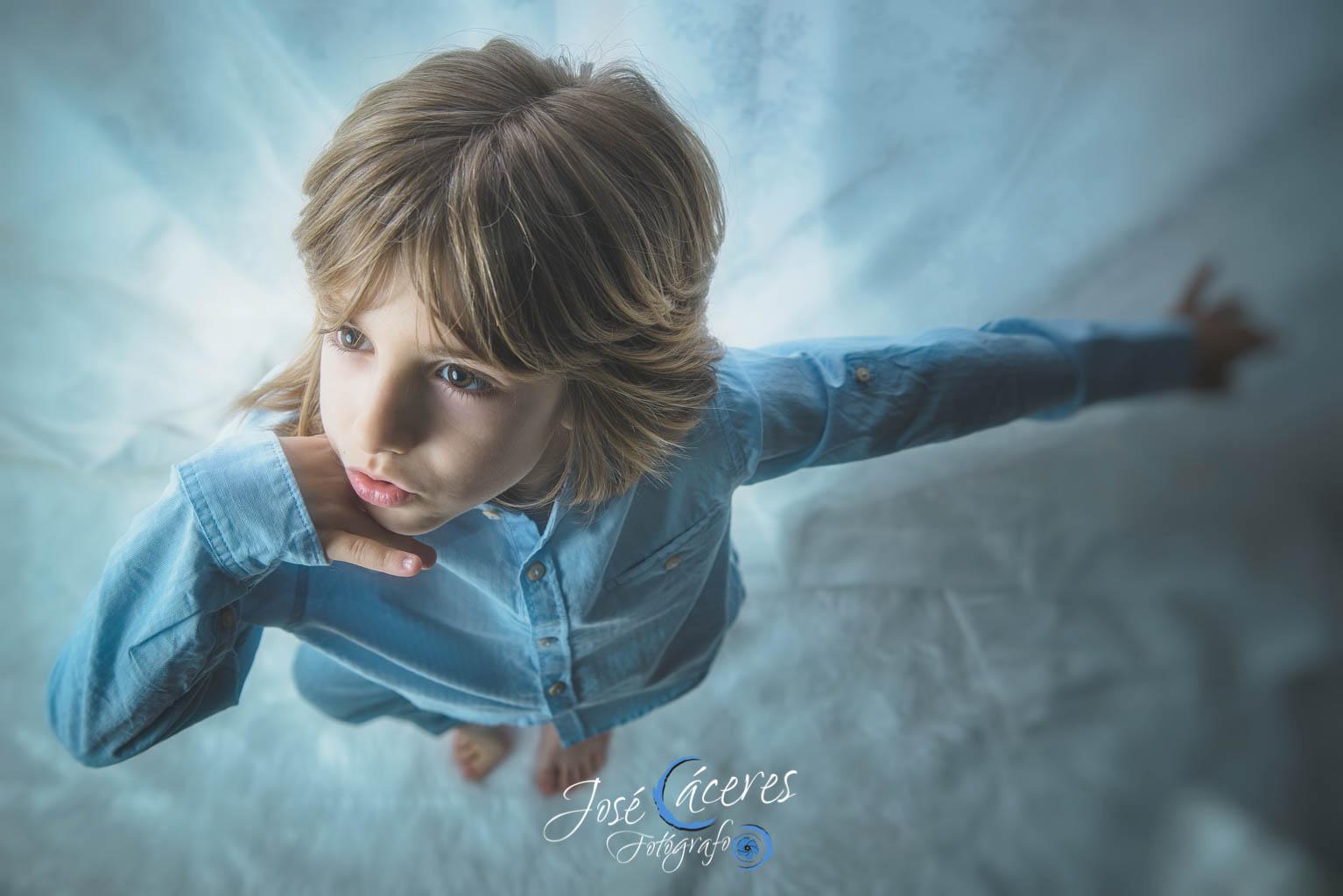 Jose Caceres Fotografia, Sesion Estudio Fotografia Niños-3