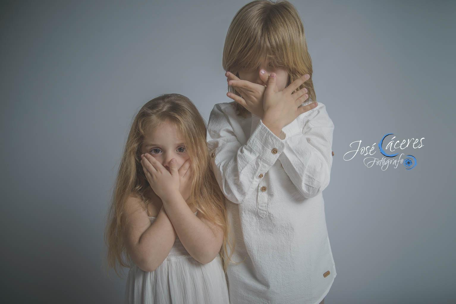 Jose Caceres Fotografia, Sesion Estudio Fotografia Niños-7