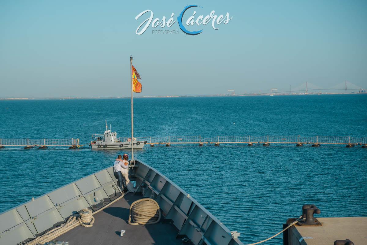 Base Naval de Rota, Post Boda Marina y Fran-26