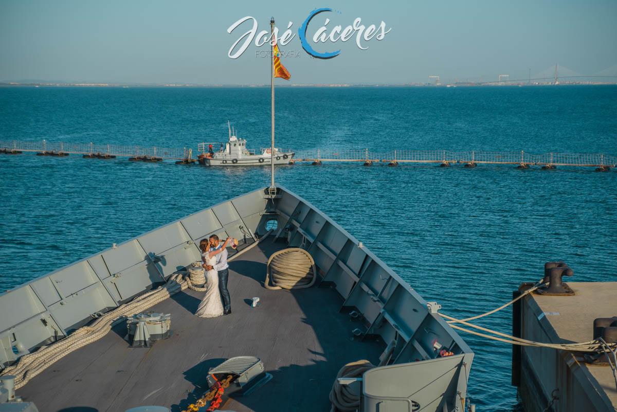 Base Naval de Rota, Post Boda Marina y Fran-27