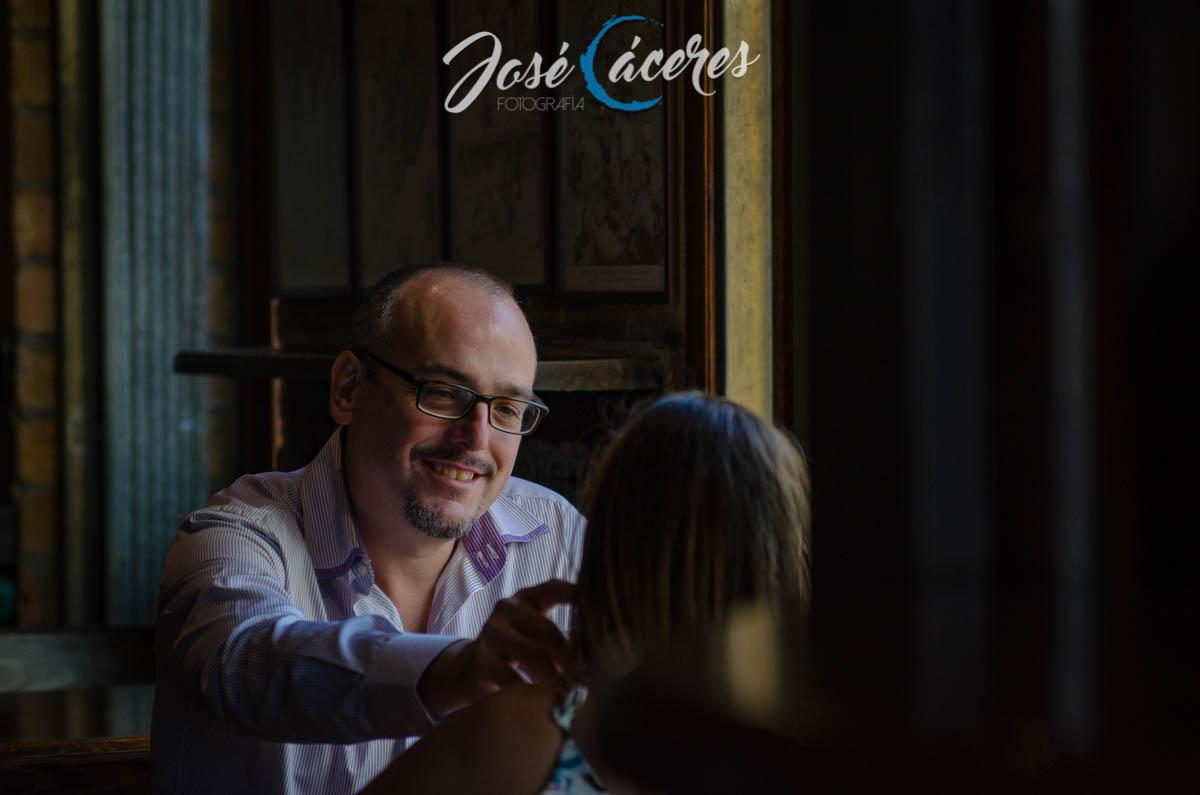 Centro de Jerez, Preboda Raquel y Juan