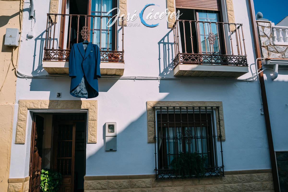Rosa y Miguel, Boda en Hornachuelos, Córdoba