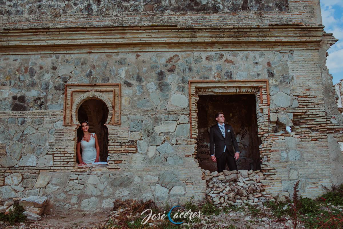 Postboda en Costa Ballena, Rota, María José y Luis