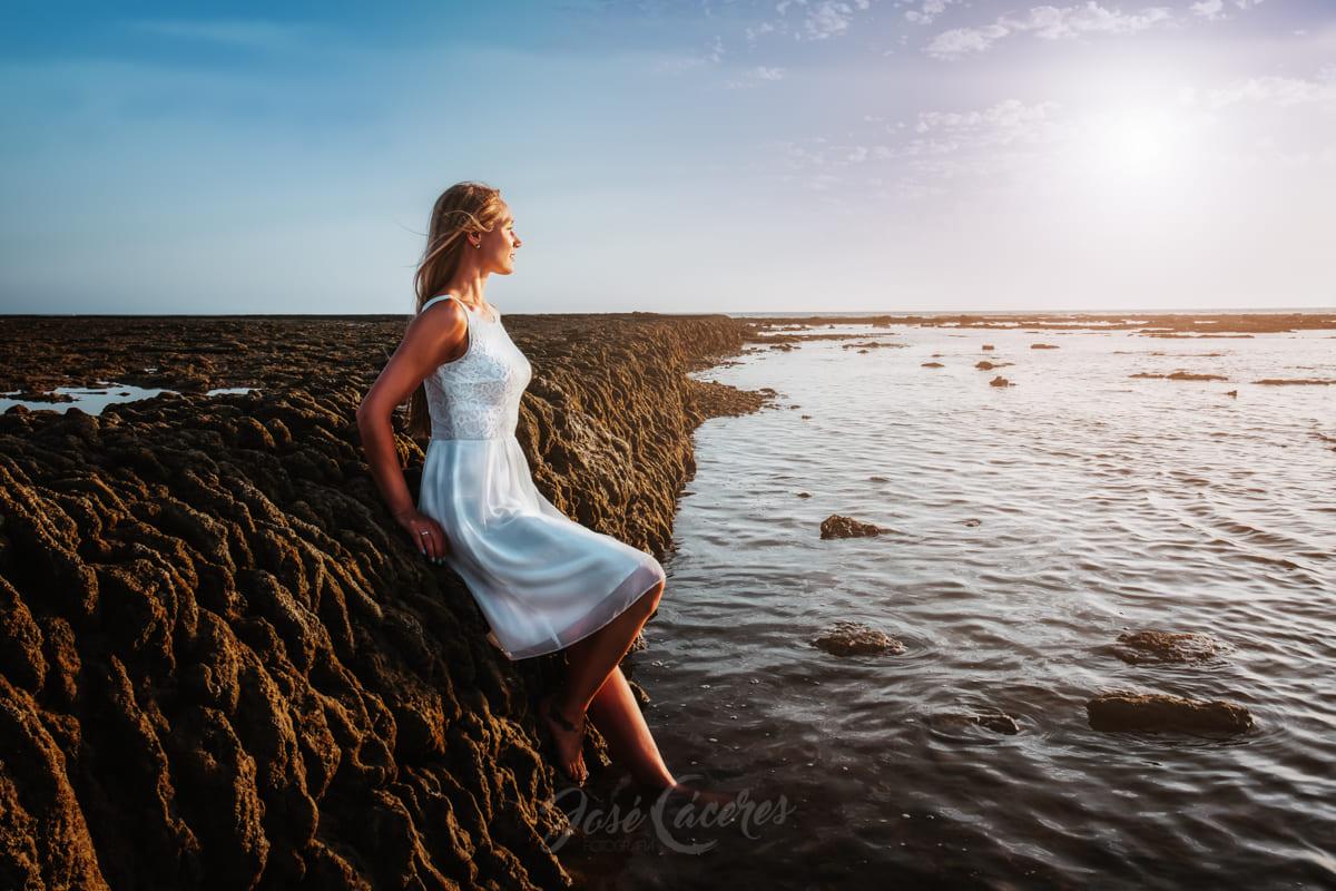 Postboda en la playa - Punta Candor - Rota