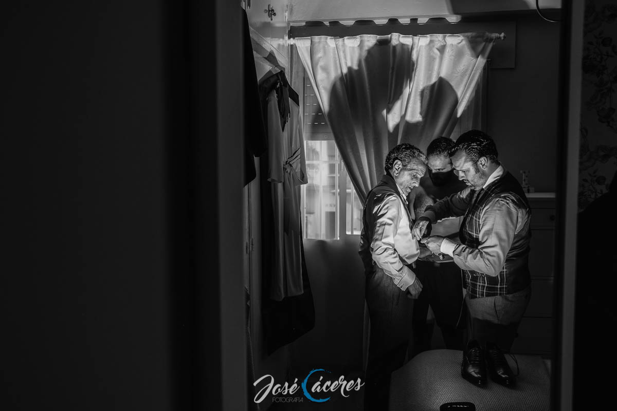 Las fotos que no deben faltar en vuestra boda