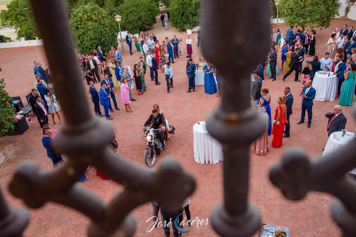 boda en Finca La Carreña