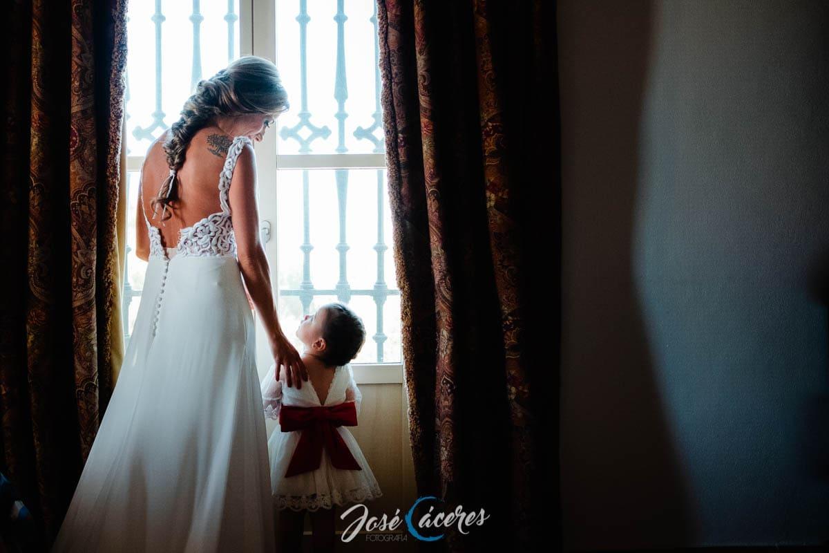 La boda de Itv & Rocío, José Cáceres Fotografía