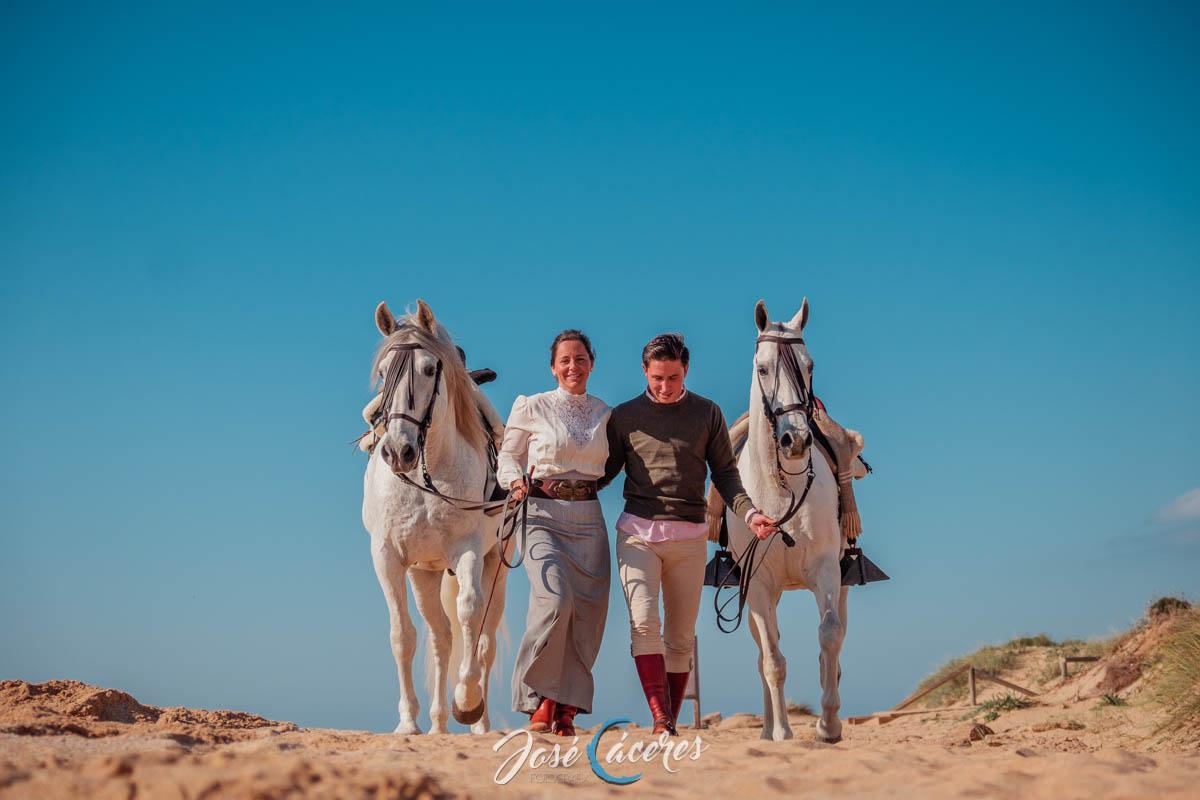 Postbodas o prebodas en las playas de Cádiz