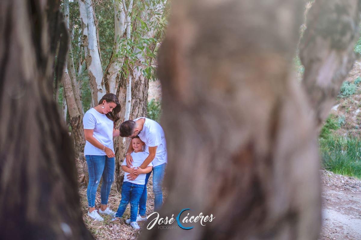 Reportaje Familiar con preboda en Arcos