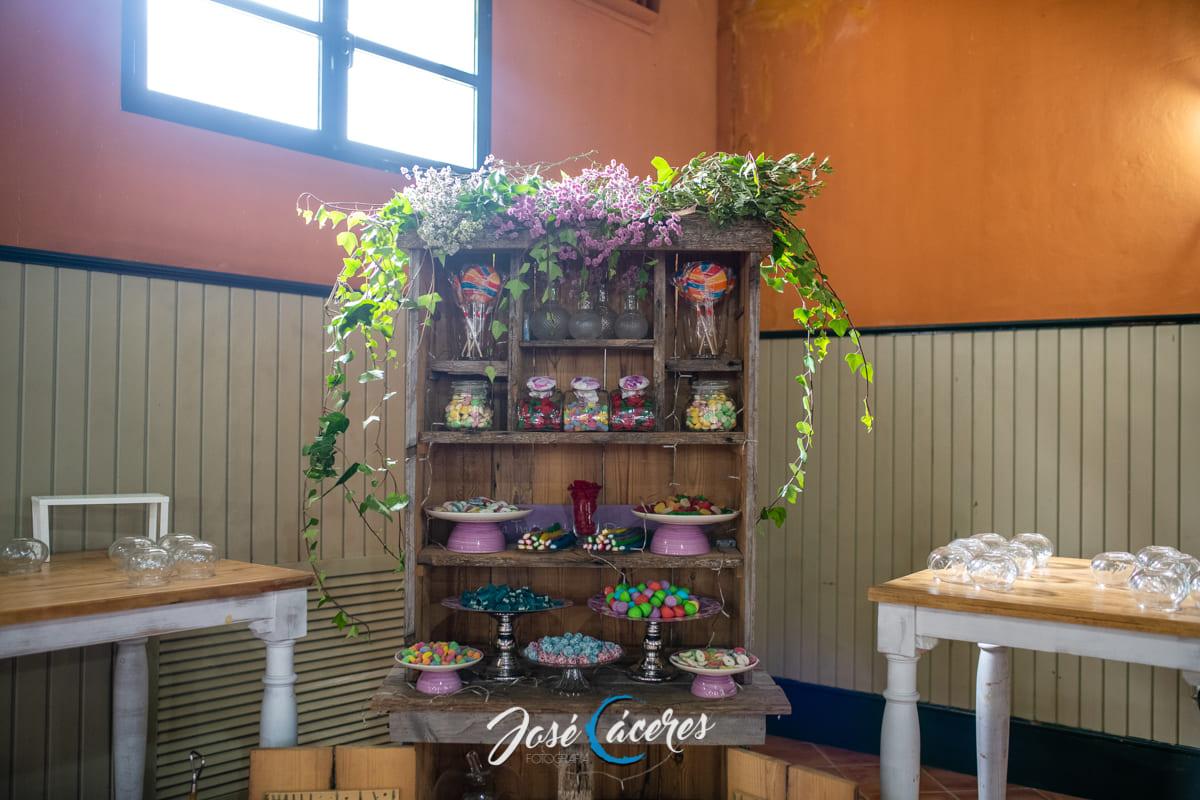 La decoración de tu boda